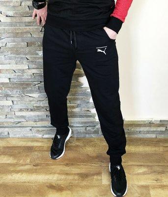 Спортивные штаны Puma черные