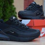 Кроссовки Nike Air Max 95 Max 270 Hybrid , мужские, черные