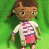Кукла.доктор Плюшева.лялька.куколка.лялечка.мягкая игрушка.мягка іграшка.Disney