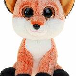 Мягкая игрушка Глазастик Лисенок 23 см Fancy GLN0R