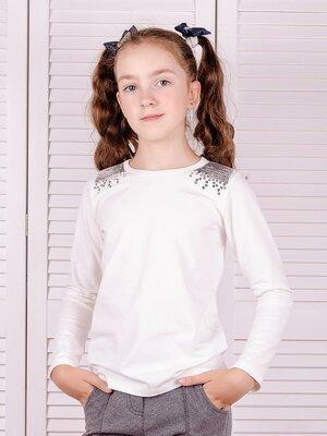 Школьная блуза рост 116-140 4 расцветки