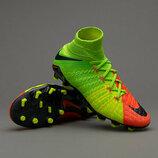 детские Профи бутсы Nike Hypervenom Phantom 882087-308