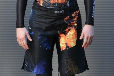 Шорты Mortal Kombat для бега, спортивные шорты