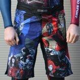 Шорты Marvel, Спортивные шорты для бега