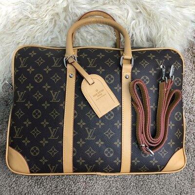 Сумка портфель для документов Louis Vuitton Porte-Dociments Voyage PM Monogram