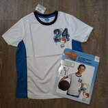 Футболка для спорта, для мальчика 8-10 лет, германия