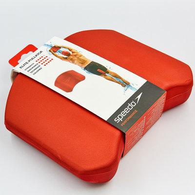 Колобашка для плавания Speedo Elite Pullkick Foam 801790 EVA, размер 26х22х5,5см
