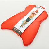 Доска для плавания Speedo Elite Kick Board 801789 EVA, размер 43x34x3см
