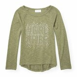 кофта, свитер, лонгслив, реглан Children's Place на девочку 4 года
