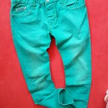 Шикарные джинсы мужские или для подростка Red Bridge W33 L32