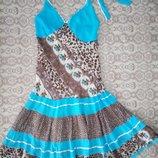 Платье сарафан р.s-m