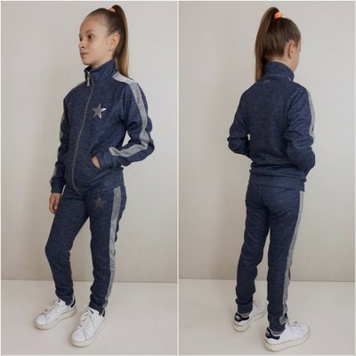 Спортивный костюм для девочек 122-152