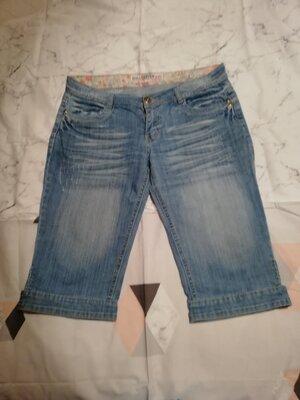 Шорты джинсовые rosa eleven moda