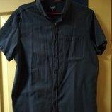 Рубашка короткий рукав cedar wood state р. xl