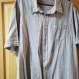 Классная мужская рубашка gegrge s.xxxl