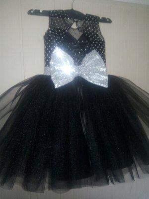 Шикарное пышное нарядное выпускное детское платье