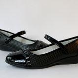 Школьные туфли для девочки, Tom. m, код 678
