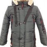Зимняя куртка М17 для подростка