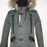 Зимняя куртка М18 для мальчиков