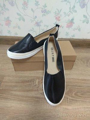 Мокасины туфли 39 размер