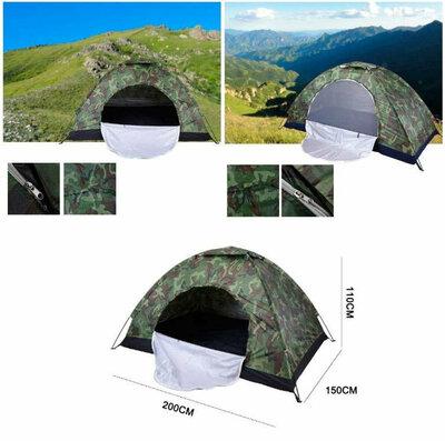 3-х местная палатка туристическая. Новая