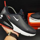 кроссовки Nike Air Max 270 мужские, синие