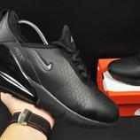 Кроссовки Nike Air Max 270 , мужские, черные