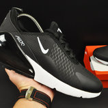 кроссовки Nike Air Max 270 мужские,черные