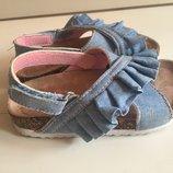 модные сандали Primark р, 28 босоножки
