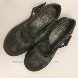 Кожаные туфли Miss 30 размер для школы