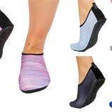 Обувь для спорта и йоги Skin Shoes 0419 размер 34-45 5 цветов
