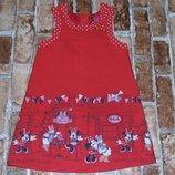 платье с мини 2-3 года одежда 1-16 лет