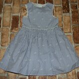 платье 18-24 мес Primark одежда 1-16 лет