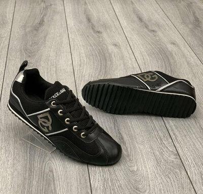 Мужские кожаные кроссовки DG. Индонезия