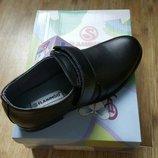 Кожаные туфли Flamingo р.34-39