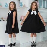 Новиночки Детское нарядное платье, размеры 128- 146