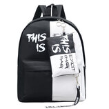 Крутой тканевый рюкзак для школы с пеналом В Наличии