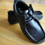 Школьные кожаные туфли Kangol. Оригинал, Англия