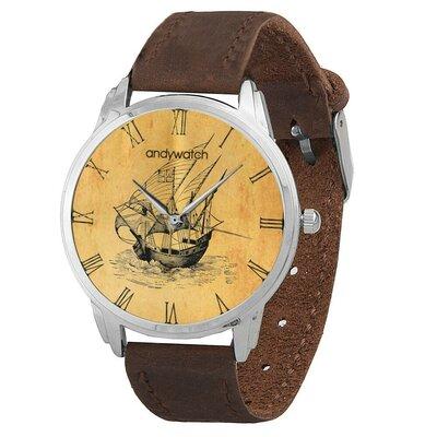 Часы Andywatch Ретро парусник