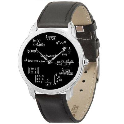 Часы Andywatch экокожа Высшая математика