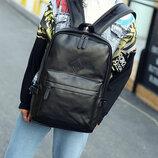 Вместительный унисекс рюкзак городского типа В Наличии