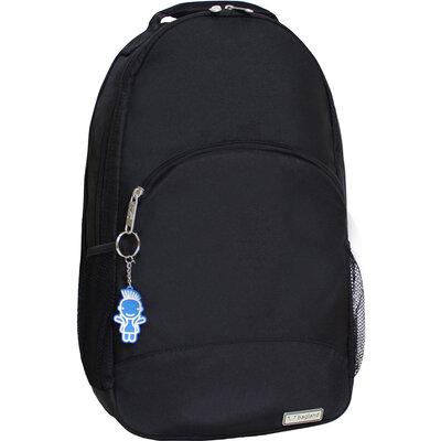 Рюкзак Bagland UltraMax 20 л. черный школьный подростковый мужской городской для ноутбука