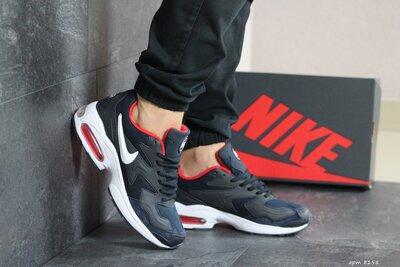 Кроссовки Nike Air Max 2, мужские, синие 8158