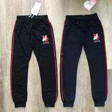 Спортивные брюки для девочек р.164