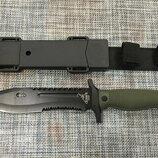 Туристический,походный,для рыбалки нож GERBFR 30,5см