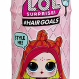 LOL Surprise Hairgoals Кукла Лол с волосами серия 2 MGA оригинал