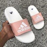 Тапки шлепанцы женские Adidas