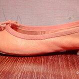 Туфли,балетки размер 37 фирмы Chester пр-во Англия, б/у