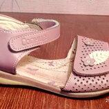 Туфли,балетки,босоножки,сандали размер 33 фирмы Солнце, б/у