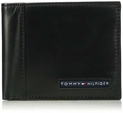Кошелек кожаный Tommy Hilfiger оригинал портмоне Томми Хилфигер Сша